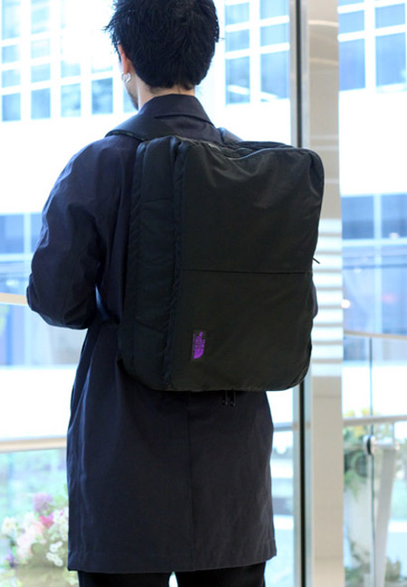 The North Face Purple Label Limonite Nylon 3way Bag Loftman