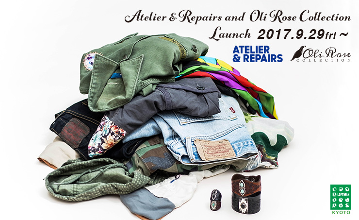 ATELIER & REPAIRS and OLI ROSE COLLECTION LAUNCH