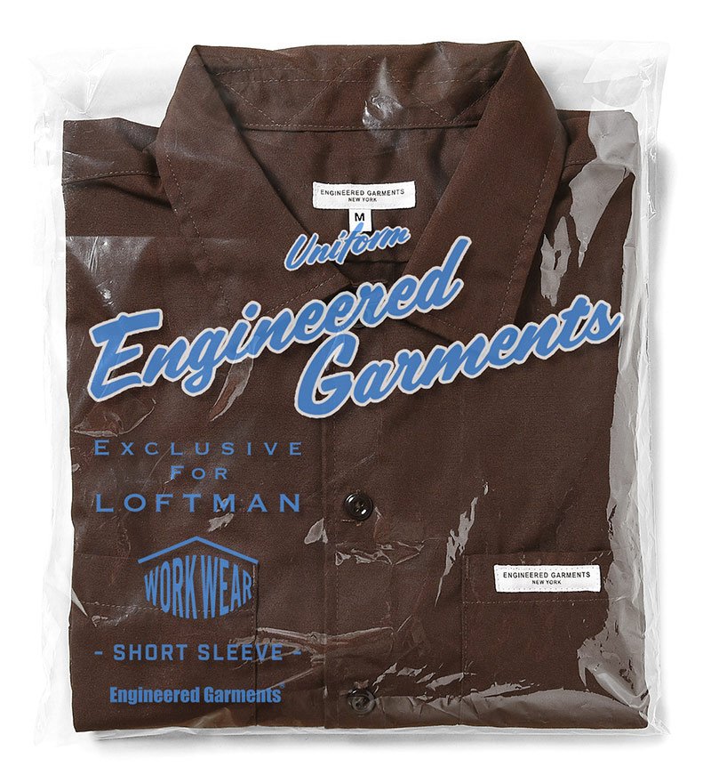 Uniform for Fashion-Engineered Garments Exclusive for LOFTMAN-