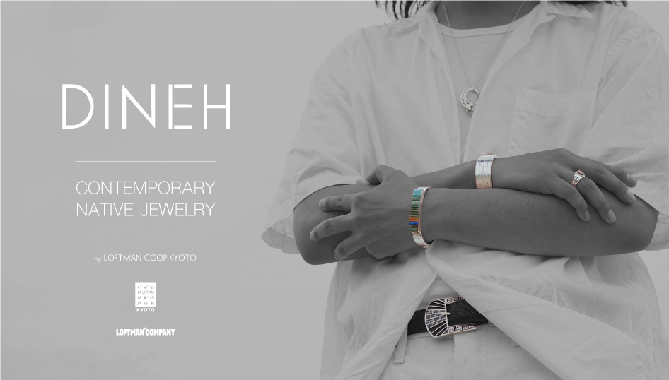 DINEH//COMTEMPARARY NATIVE JEWELRY