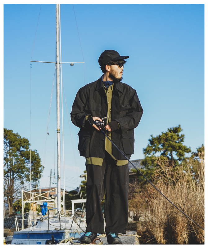 DAIWA PIER39 2021 Spring Collection Style1-1