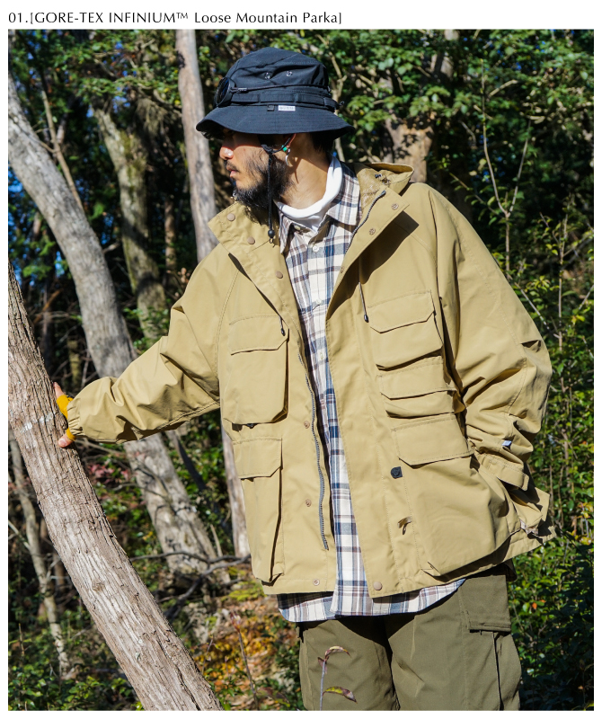 DAIWA PIER39 2021 Spring Collection Style2-2