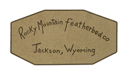 Rocky Mountain Featherbed